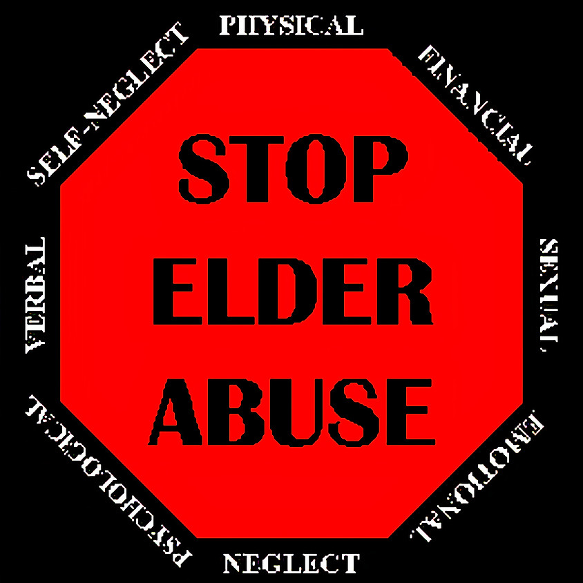 6:30PM PAI Wellness: Elder Abuse, with JASA