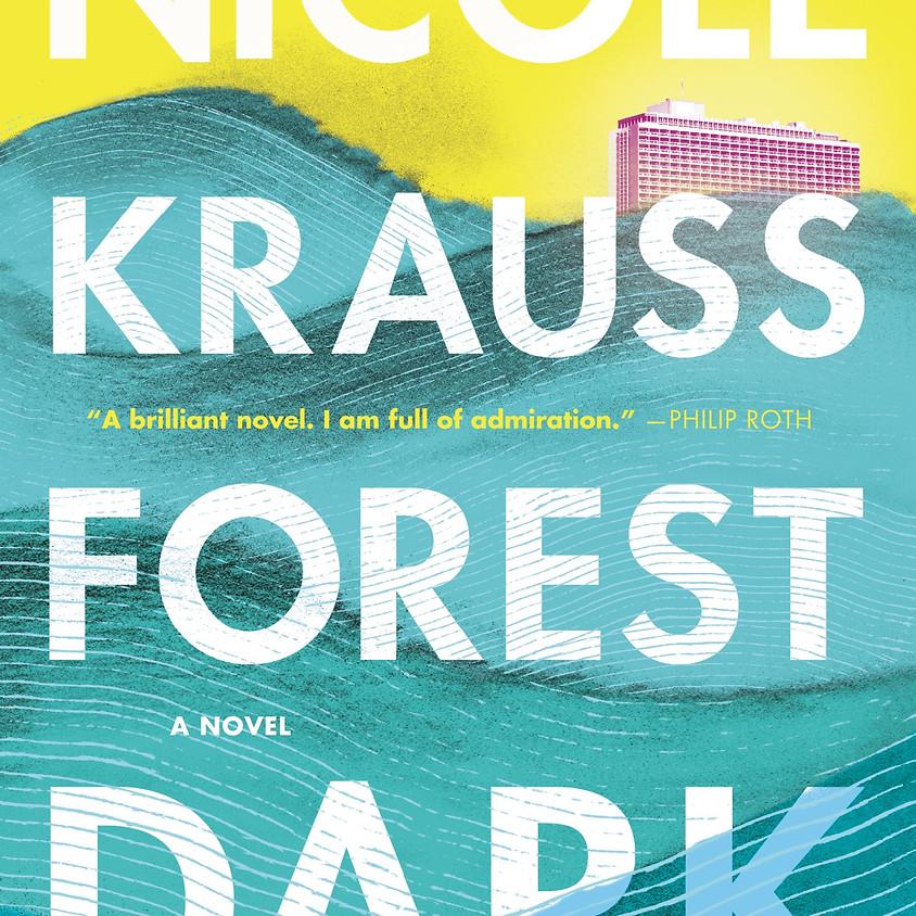 1:30PM PSJC Book Group: Forest Dark by Nicole Krauss