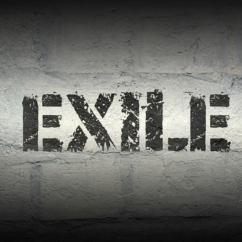 5:30PM: The Case for Exile Part 3 with Jonathan Posner