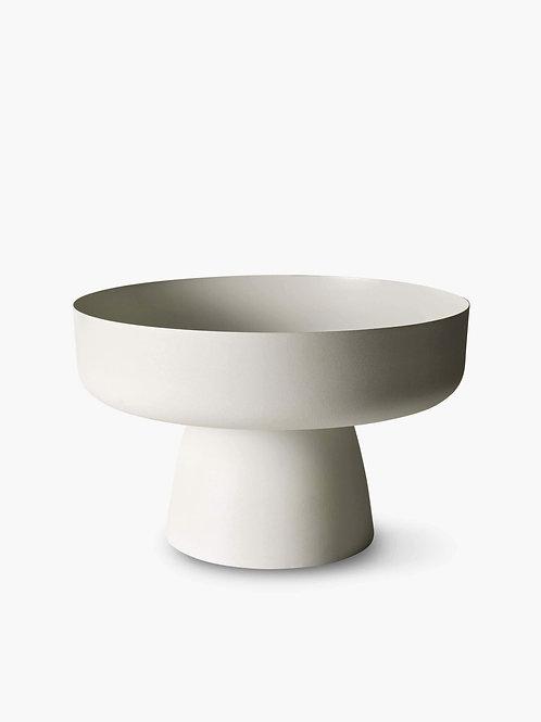 Mona Pedestal White