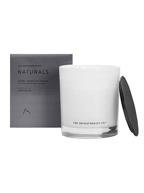Candle Naturals Alpine