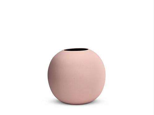 Cloud Vase Bubble Small Icy Pink