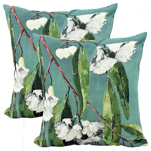 Gum Flower Cushion