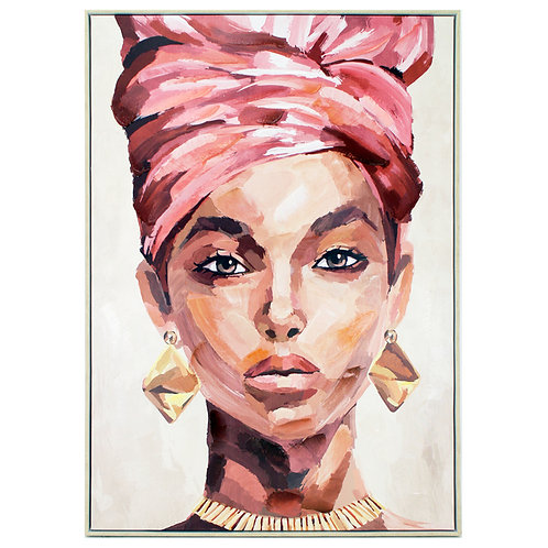Headwrap Queen