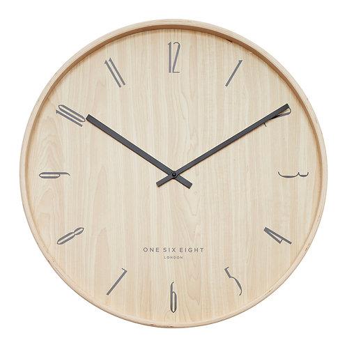 Clock Ester 41cm Silent Wall