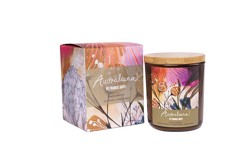 Candle Australiana Peach Myrtle