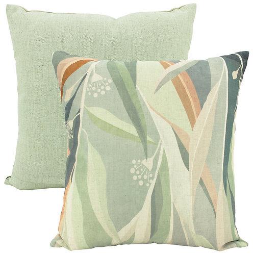 Spring Gums Linen Cushion