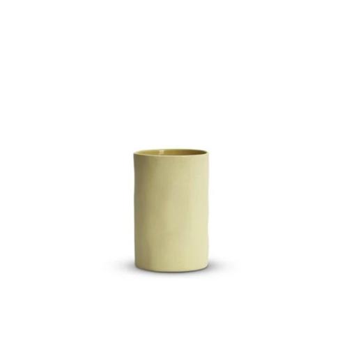 Cloud Vase Small Lemon
