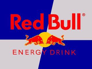 Red Bull на финальной вечеринке!