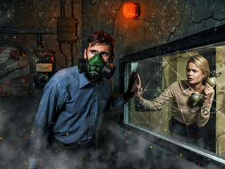 "НОВИНКА! Квест ""Конец света: Атомный реактор"" от IndieQuest!"