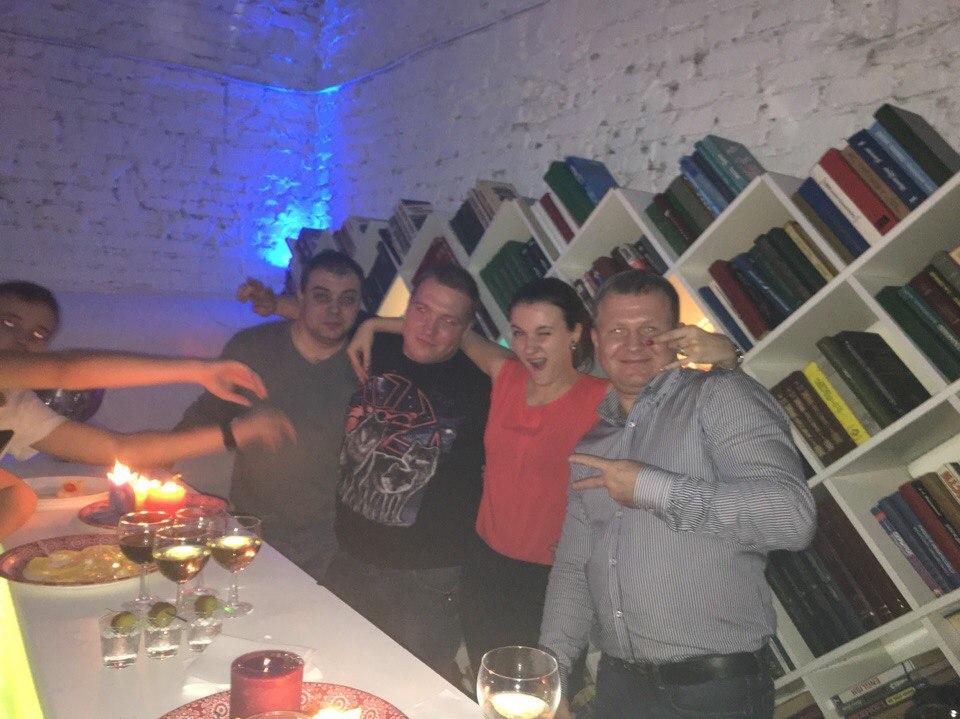 Вечеринка Марафона квестов