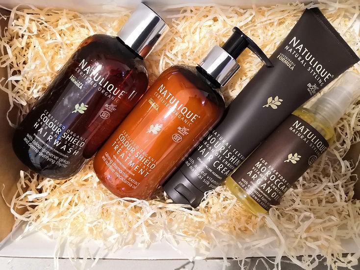 Coloured Hair - Luxury Box