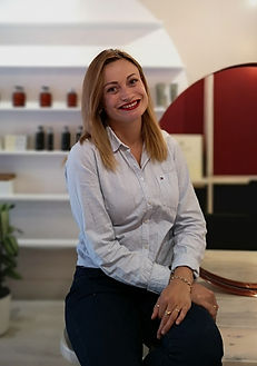 Margaux Cras Founder of Salon Kentish Town Natural Boutique Salon