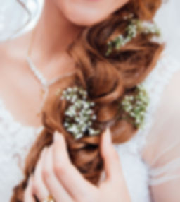 Wedding hair margaux salon