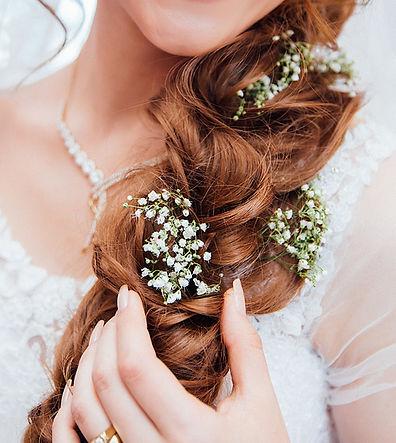 Wedding hair margaux salon