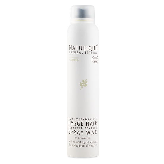 Hygge hair spray wax