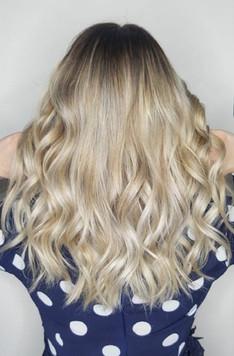 Blonde back2back