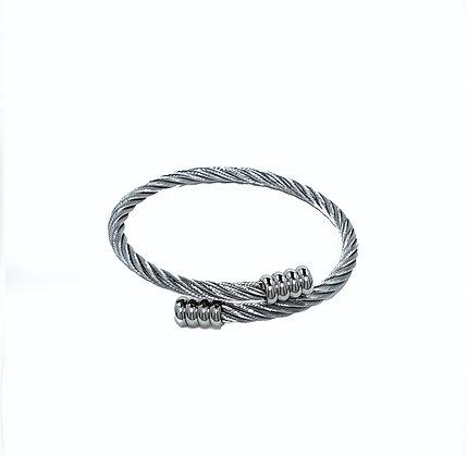Men's and women cremation keepsake bracelet for ashes