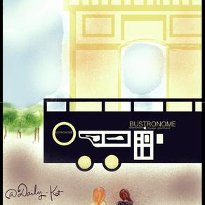 Le bus gastronomique de Paris