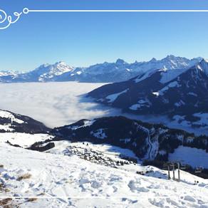 Week end au ski