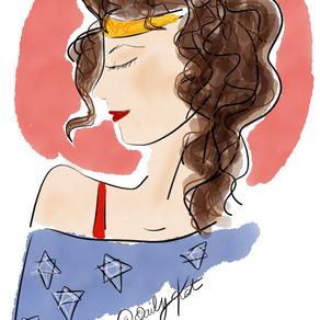 """""""Le burn-out de Wonder Woman"""""""
