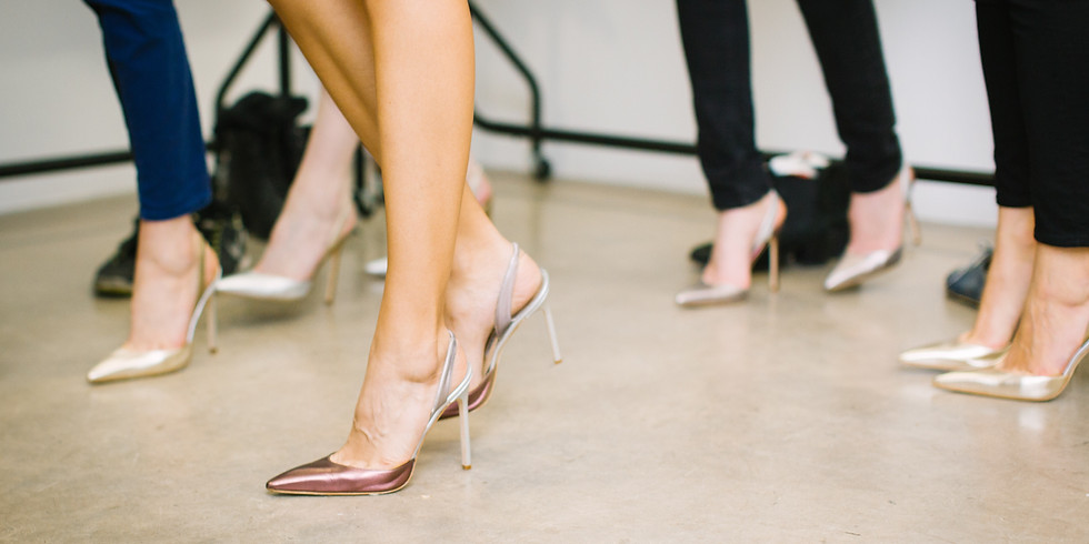 Heels Class for a Cure
