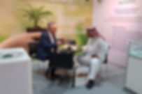 Volcanix at Agra Middle East Exhibition