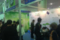 Volcanix stand at the exhibition