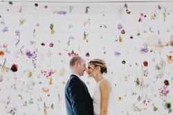 flowers artsy couple
