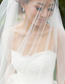 Asian bride korean wedding