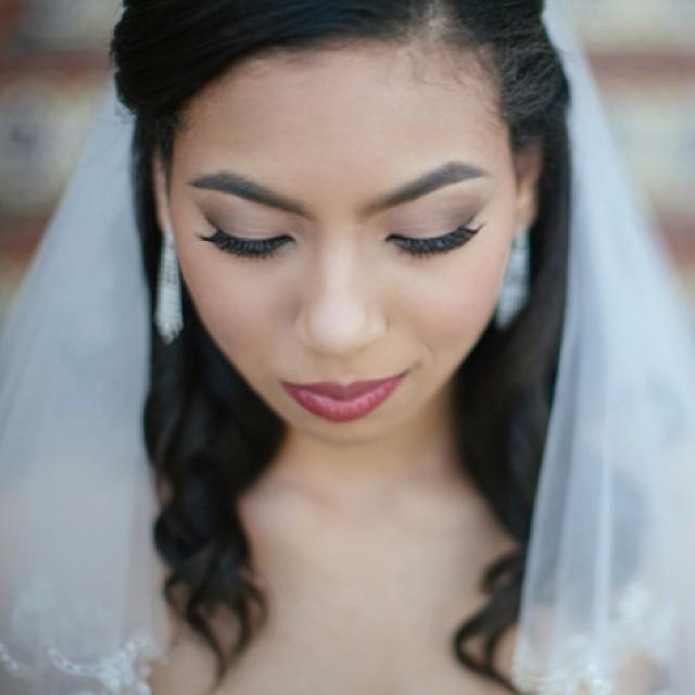 african american bridal makeup
