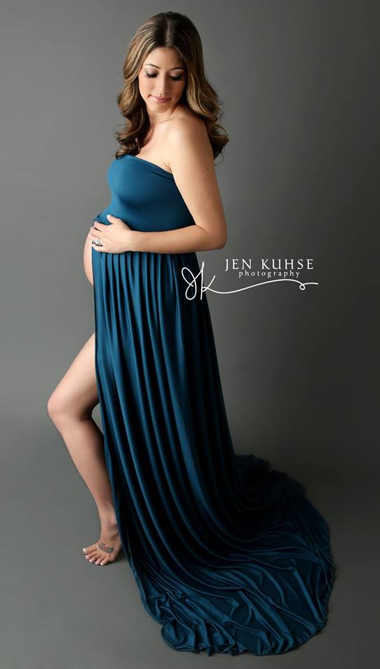 maternity shoot candice berman