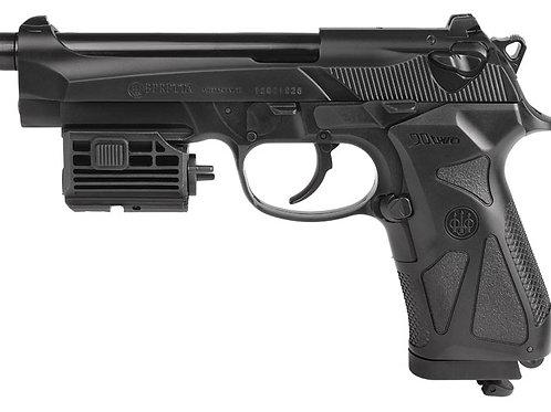 Beretta 90TWO CO2 BB Pistol & Laser
