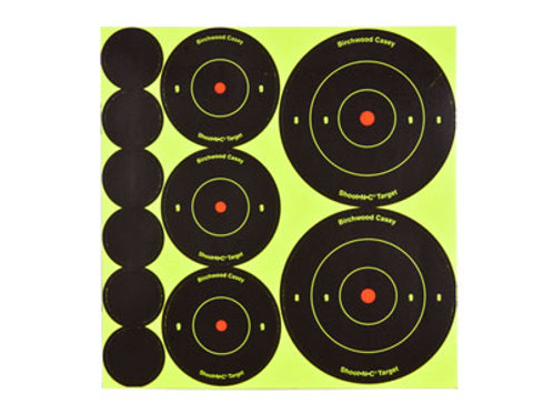 Birchwood Casey Shoot Self-Adhesive, Targets