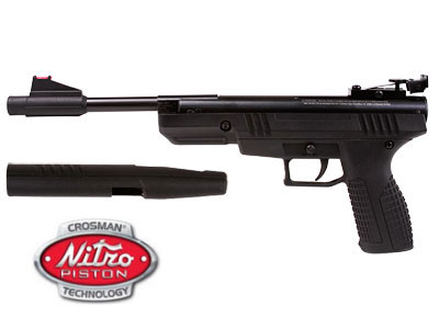 Benjamin Trail NP Pistol 4