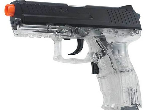 H&K P30 Electric, Clear, Airsoft