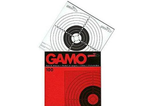 Gamo Paper Targets, 100 pack