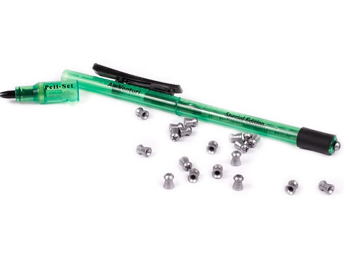 Pellet Pen With Pellet Seater, Loads & Seats .22 Cal Pellets