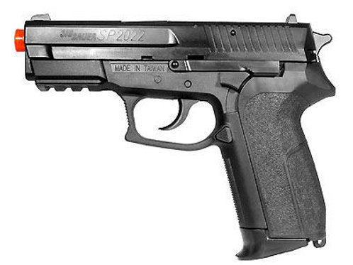 Sig Sauer SP2022 CO2, Black