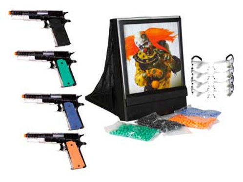 Crosman FunKit With Zombie, Pistols