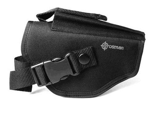 "Crosman Pistol Holster, Accessory Pocket, 7""x4.5"""