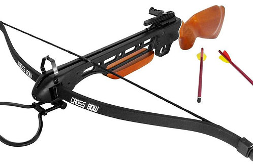 150 Lb. Crossbow, wood and metal
