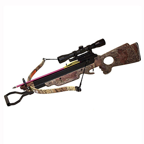 150 Lb. Wizard Crossbow 4x32 Scope