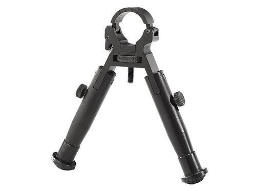 Gamo Airgun Bipod, Barrel Clamp, 11-31mm Barrel Diameter