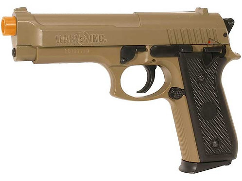 M92 Desert Warrior