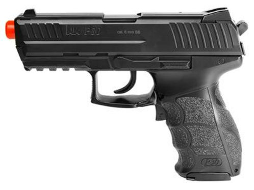 H&K P30 Electric, Airsoft Black