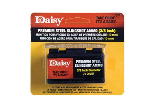 "Daisy Powerline Premium Steel Slingshot, 70ct , Caliber - 0.375"","