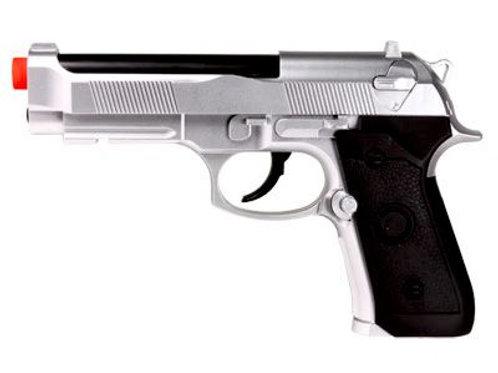 TSD Tactical M92 CO2, Silver