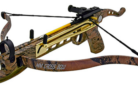 80 Lb. Cobra Pistol Crossbow - Tree Camo