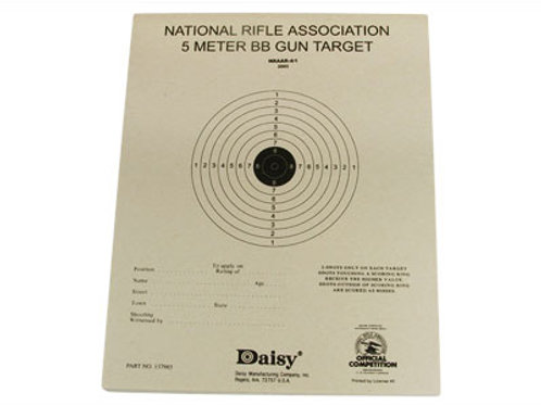 "Daisy Official 5-Meter BB, 6.8""x5.4"""